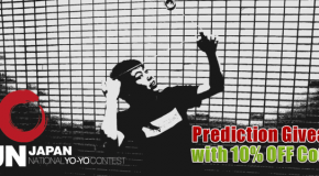 2014 Japan National YoYo Contest Prediction Giveaway