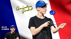 Quentin Godet Joins YoYoJam Team