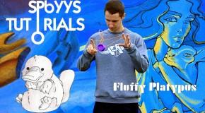 SPbYYS Tutorials – Fluffy Platypus