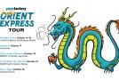 YoYoFactory – Gentry Stein Orient Express Tour