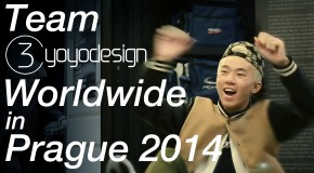 C3YoYoDesign – Team C3 in Prague 2014