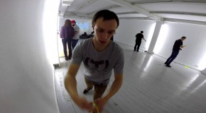 Droching Room @ 2014 Russian YoYoing Competition