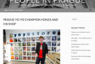 YoYoStore Featured on People In Prague