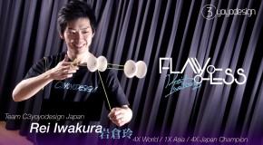 Rei Iwakura Joins C3yoyodesign