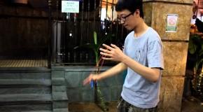 YoYoFactory – Gentry Stein in Hong Kong