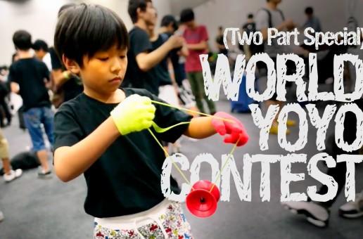 World Yoyo Contest // ヨーヨー世界大会 2015
