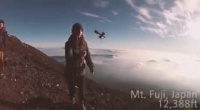 Haley Bishoff – Kendama in Epic Locations